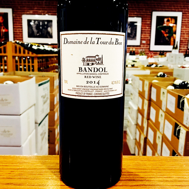2014 Bandol <i>Rouge</i> Domaine de la Tour du Bon - Kermit Lynch Wine Merchant