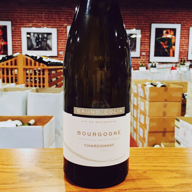 2015 Bourgogne Chardonnay Bruno Colin - Kermit Lynch Wine Merchant