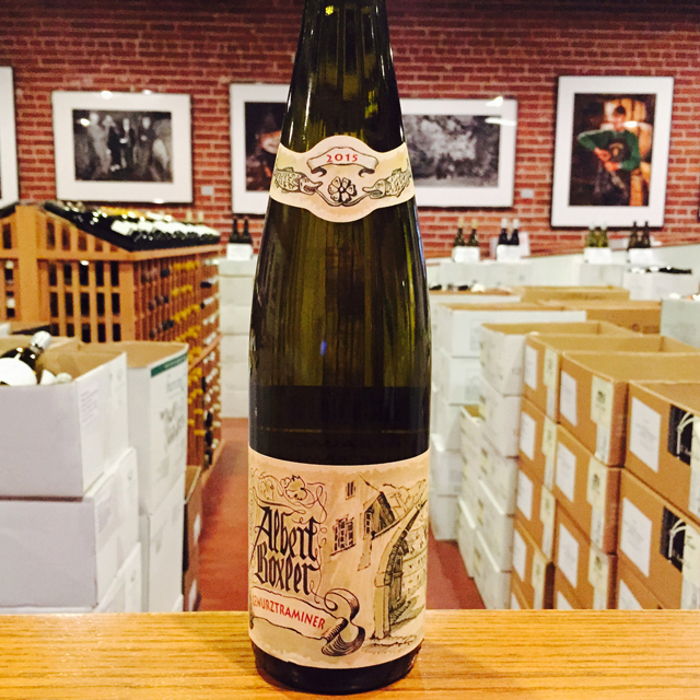 2015 Gewürztraminer Albert Boxler - Kermit Lynch Wine Merchant