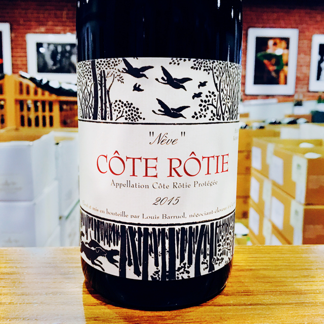"2015 Côte-Rôtie ""Nève""  Barruol / Lynch - Kermit Lynch Wine Merchant"