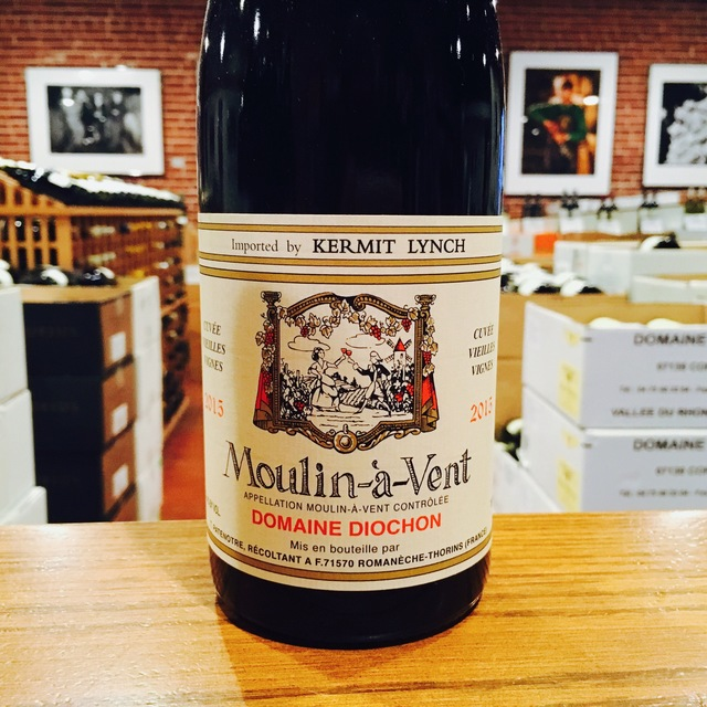 2015 Moulin-à-Vent  Domaine Diochon - Kermit Lynch Wine Merchant