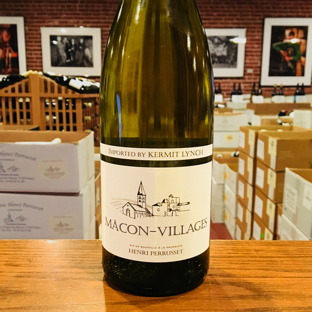 2015 Mâcon-Villages  Henri Perrusset