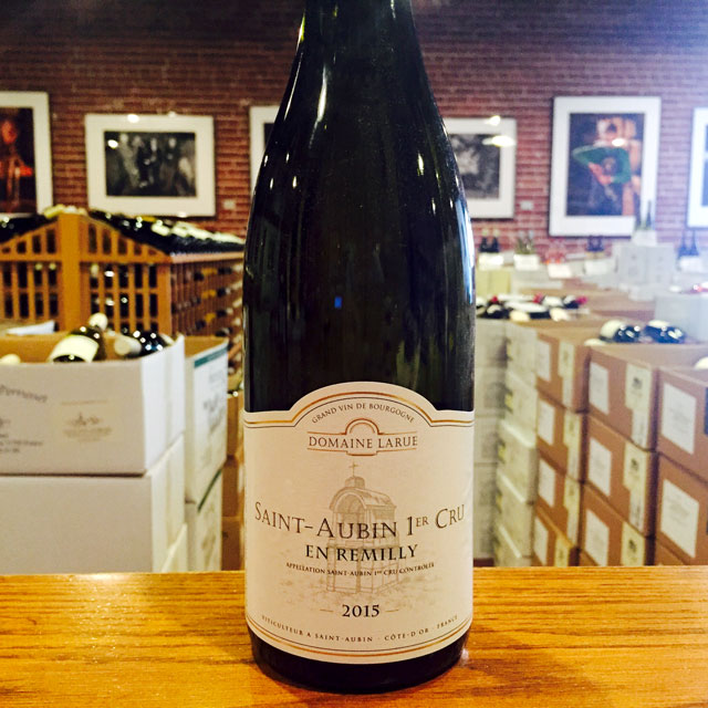 "2015 Saint-Aubin ""En Remilly"" Domaine Larue - Kermit Lynch Wine Merchant"