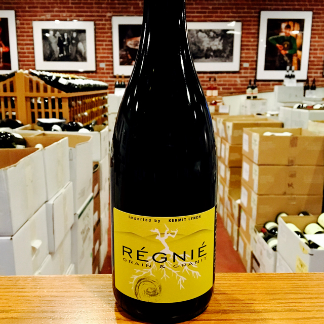 "2015 Régnié ""Grain & Granit"" Charly Thévenet - Kermit Lynch Wine Merchant"