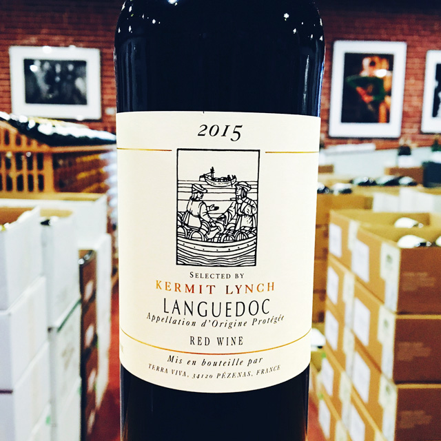 "2015 Languedoc <i>Rouge</i> ""Cuvée Kermit Lynch"" Selected By Kermit Lynch - Kermit Lynch Wine Merchant"