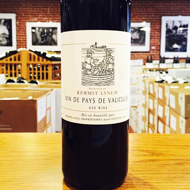 vaucluse vin de pays