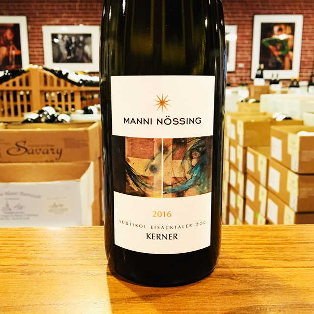 2016 Kerner Manni Nössing - Kermit Lynch Wine Merchant