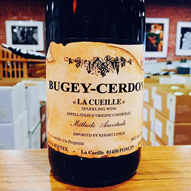 "Bugey-Cerdon ""La Cueille"" Patrick Bottex - Kermit Lynch Wine Merchant"