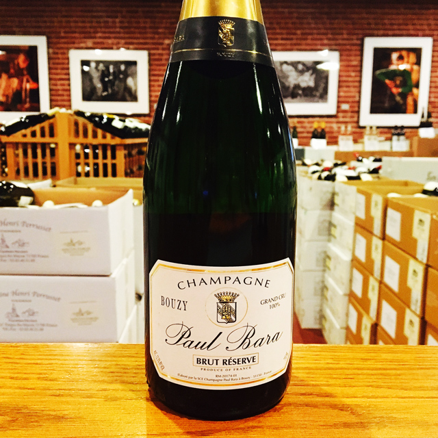 NV Brut Réserve <em>Grand Cru</em> Paul Bara