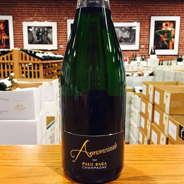"2005 Brut <em>Grand Cru</em> ""Annonciade"" Paul Bara"