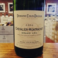2006 Chevalier-Montrachet <i>Grand Cru</i> Domaine Colin-Deleger