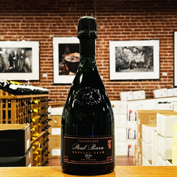 "2014 Rosé <em>Brut Grand Cru</em> ""Special Club"" Paul Bara"