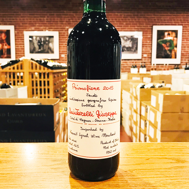 Fiori 2017 Veneto.2015 Primofiore Giuseppe Quintarelli Kermit Lynch Wine Merchant