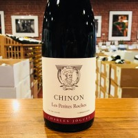 "2016 Chinon ""Les Petites Roches"" Charles Joguet"
