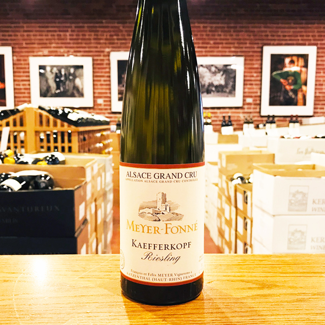"2016 Riesling <i>Grand Cru</i> ""Kaefferkopf"" Meyer-Fonné"