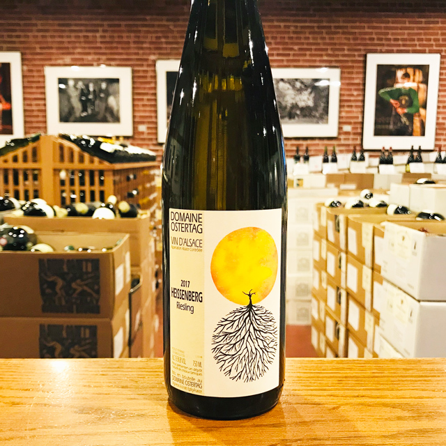 "2017 Riesling ""Heissenberg"" Domaine Ostertag"