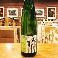 "2017 Riesling ""Les Jardins"" Domaine Ostertag"