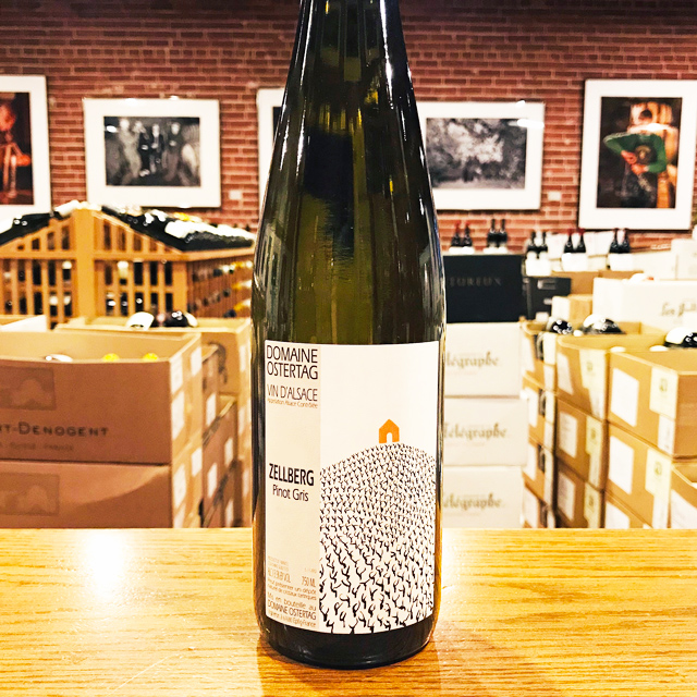 "2018 Pinot Gris ""Zellberg"" Domaine Ostertag"