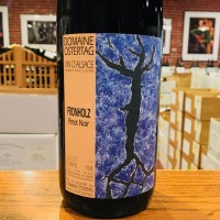"2018 Pinot Noir ""Fronholz"" Domaine Ostertag"