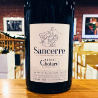 2018 Sancerre <em>Rouge</em> Daniel Chotard