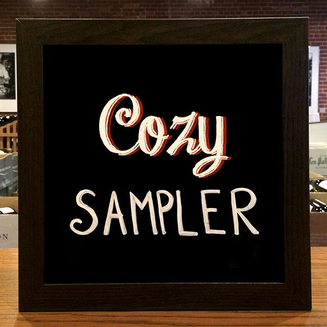Cozy Sampler 12-Bottle Pack - Kermit Lynch Wine Merchant