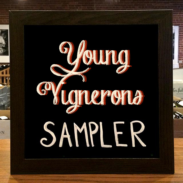 Young Vignerons Sampler: The Next Generation 6-Bottle Pack - Kermit Lynch Wine Merchant