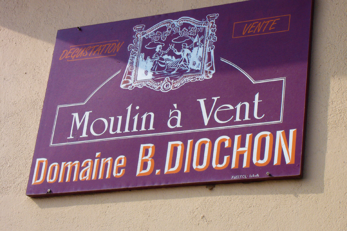Producer - Domaine Diochon