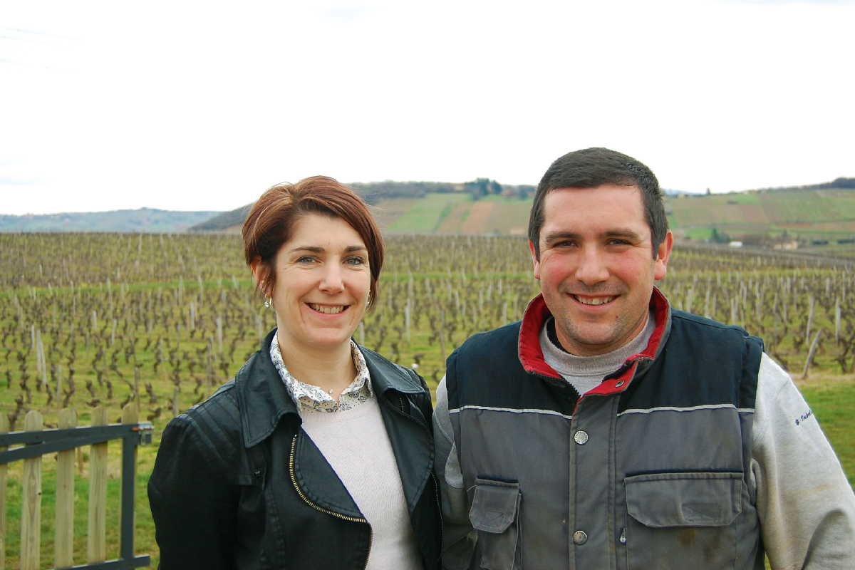 Producer - Domaine Dupeuble