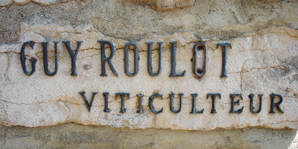 Producer - Domaine Roulot