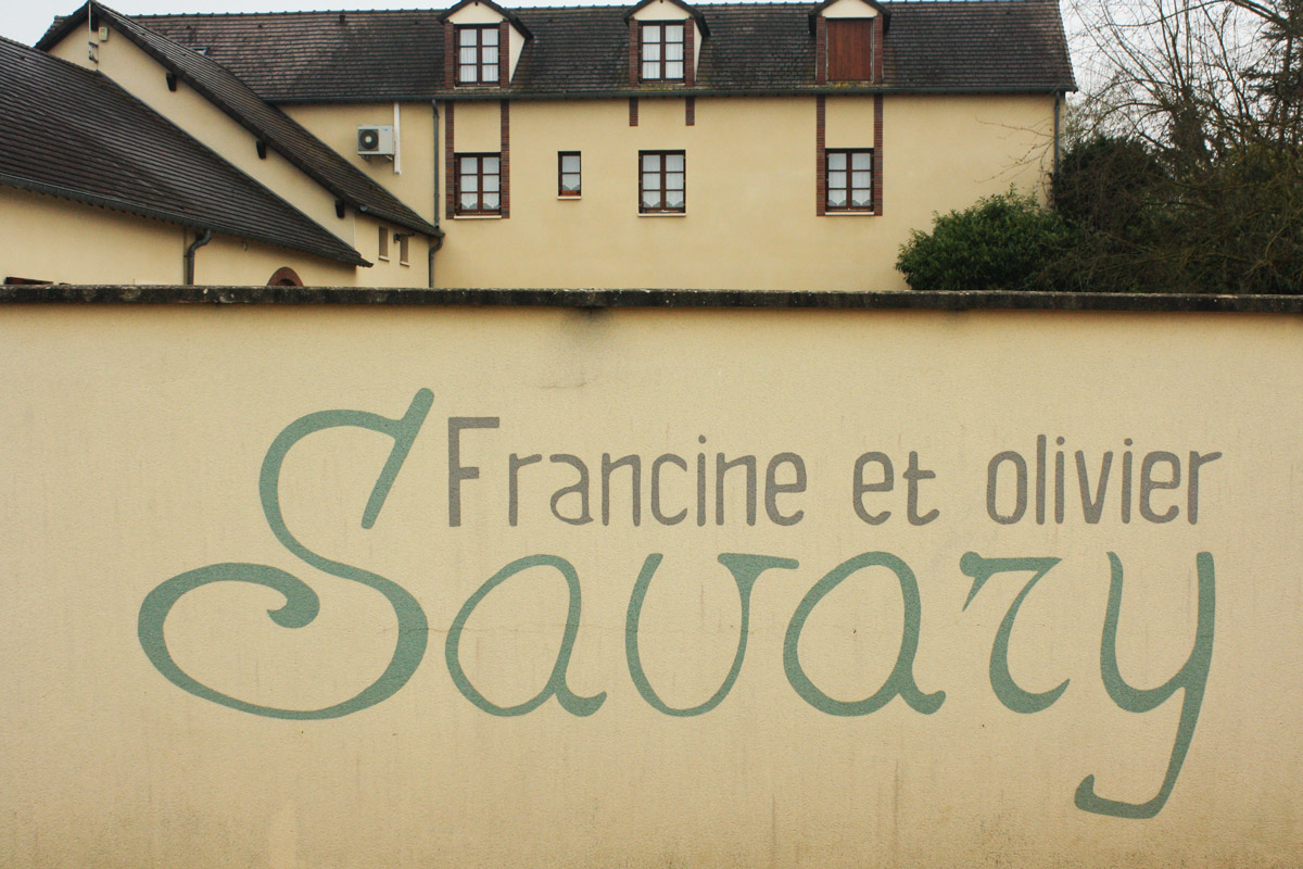 Producer - Domaine Savary