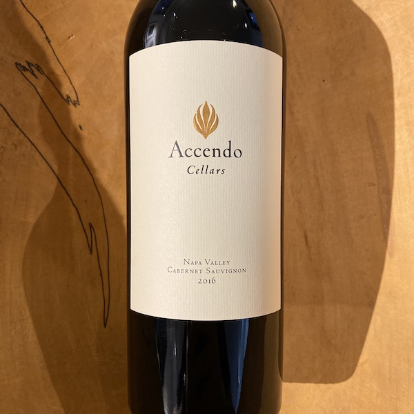 Accendo Cabernet Sauvignon 2016 - K. Laz Wine Collection