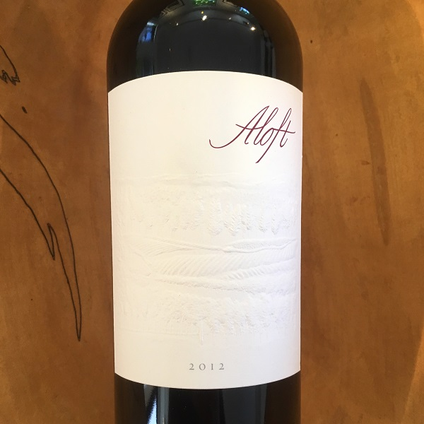 Aloft Cabernet Sauvignon 2012 Howell Mountain - K. Laz Wine Collection