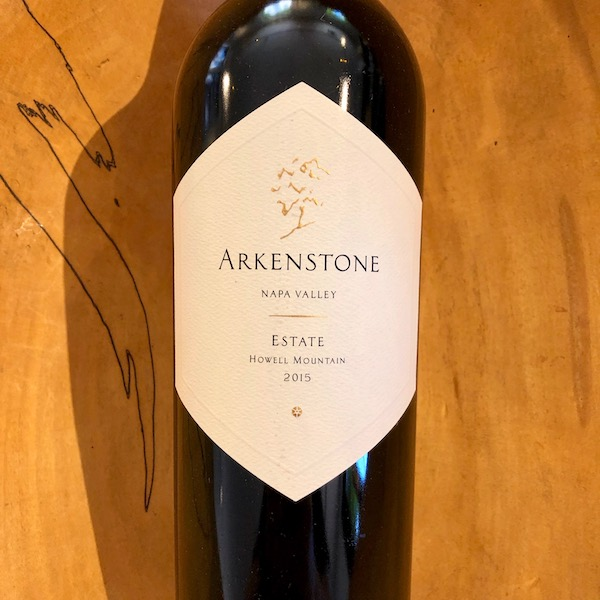 Arkenstone Estate Red 2015 - K. Laz Wine Collection