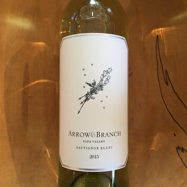 Arrow & Branch Sauvignon Blanc 2016 Napa Valley - K. Laz Wine Collection