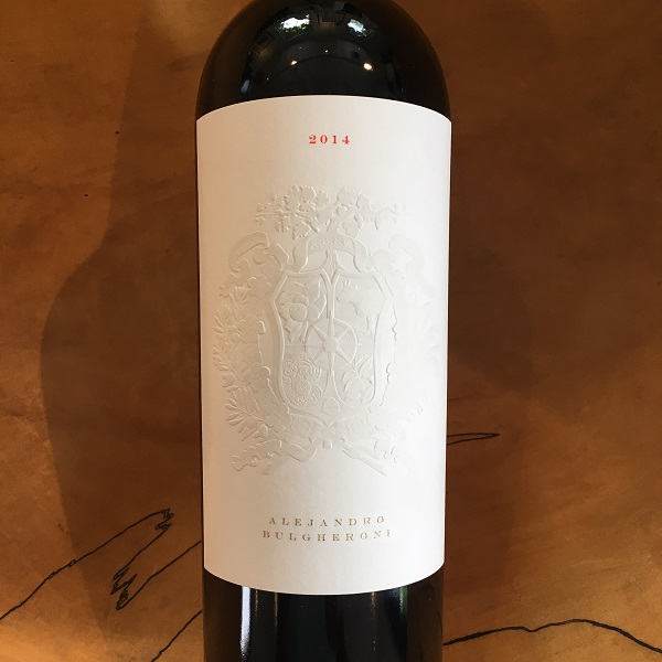 Alejandro Bulgheroni Cabernet Sauvignon 2014 Napa Valley - K. Laz Wine Collection