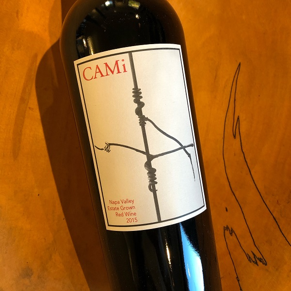 CAMi  Estate Red 2015 - K. Laz Wine Collection