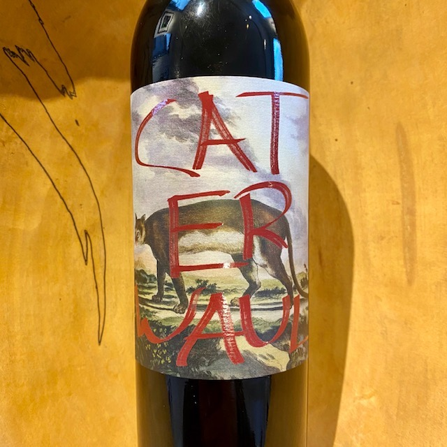Caterwaul 'Regusci Vineyard' Cabernet Sauvignon 2017 - K. Laz Wine Collection