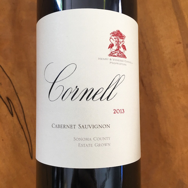 Cornell Estate Cabernet Sauvignon 2013  Spring Mountain  - K. Laz Wine Collection