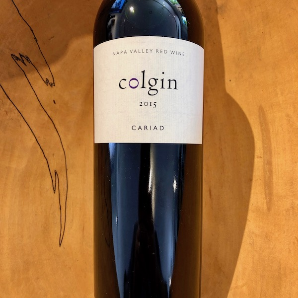 Colgin Cariad Red 2015 - Library Release - K. Laz Wine Collection