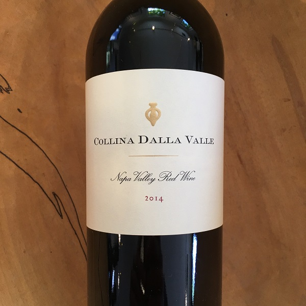 Dalla Valle 'Collina' Red 2014 Oakville  - K. Laz Wine Collection