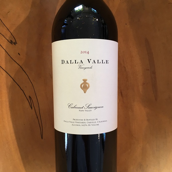 Dalla Valle  Cabernet Sauvignon 2014 - Library Release - K. Laz Wine Collection
