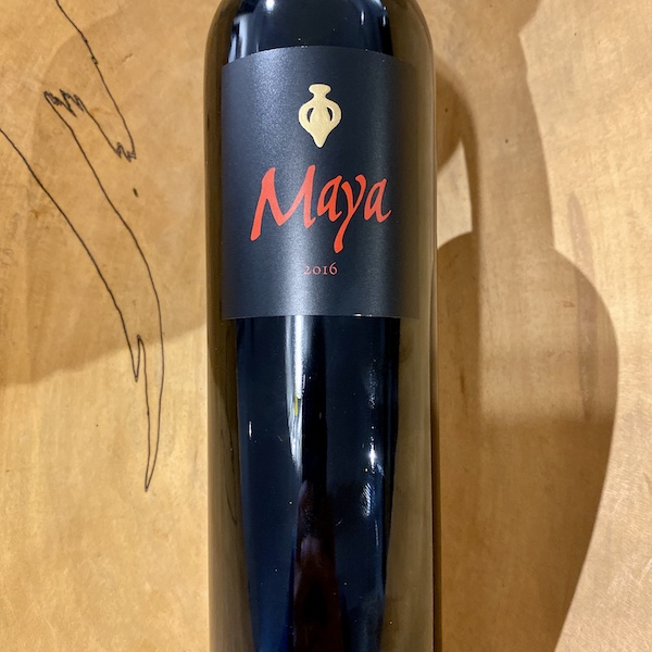 Dalla Valle Maya Red 2016 - K. Laz Wine Collection