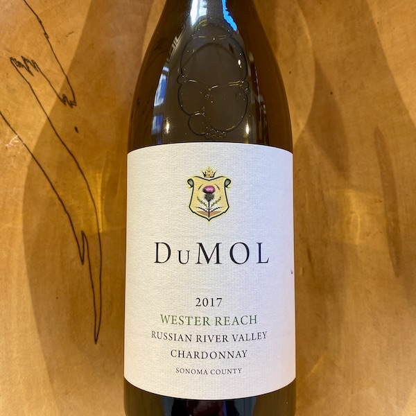 DuMOL 'Wester Reach' Chardonnay 2017 - K. Laz Wine Collection