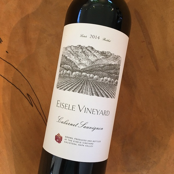 Eisele Vineyard Cabernet Sauvignon 2014 Calistoga - K. Laz Wine Collection