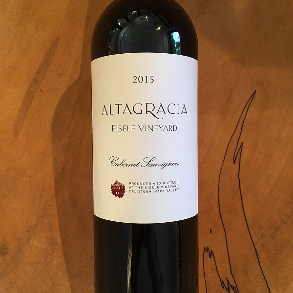 Eisele Vineyard  'Altagracia' Red 2015 - K. Laz Wine Collection