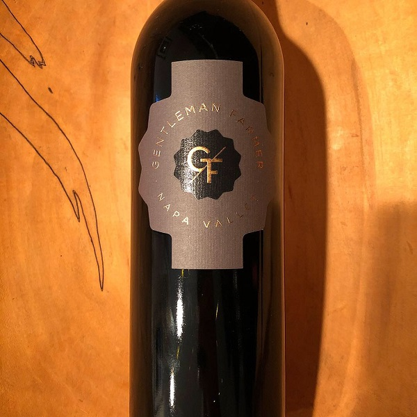Gentleman Farmer Napa Valley Red 2015 - K. Laz Wine Collection