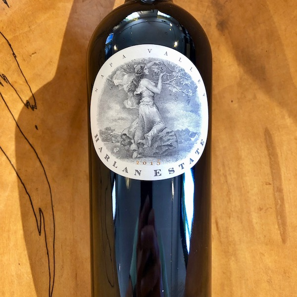 Harlan Estate Red 2016 - K. Laz Wine Collection