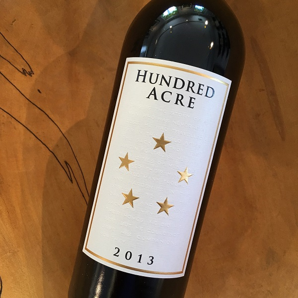 Hundred Acre 'Ark Vineyard' Cabernet Sauvignon 2013  Napa Valley - K. Laz Wine Collection