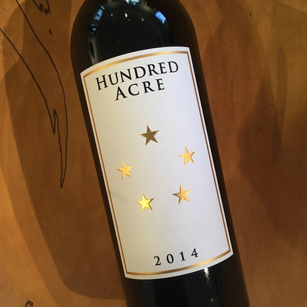 Hundred Acre  'Few & Far Between' Cabernet Sauvignon 2014 - K. Laz Wine Collection