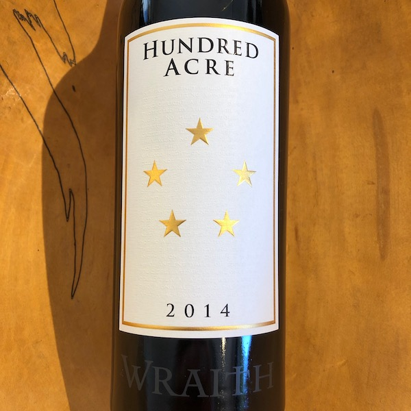 Hundred Acre Wraith Cabernet Sauvignon 2014 - K. Laz Wine Collection